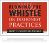 Blowing the Whistle on Dishonest Practices [INFOGRAPHIC]